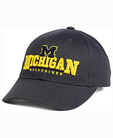 Top of the World Michigan Wolverines Charcoal Teamwork Snapback Cap