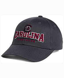 Top of the World South Carolina Gamecocks Charcoal Teamwork Snapback Cap