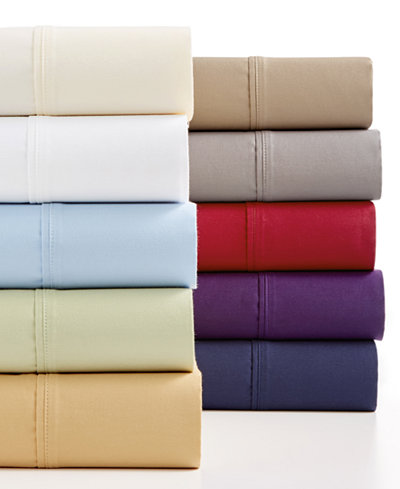 CLOSEOUT! Mason 4-pc Sheet Sets, 800 Thread Count, Created for Macy's