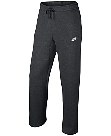 Nike Fleece Men's Macy's Activewear All Cuffed Pants Bottom Men qrqx7f5