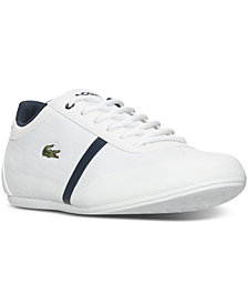 Lacoste Big Boys' Misano 316 Casual Sneakers from Finish Line