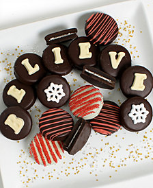 Chocolate Covered Company  14-Pc. Believe Belgian Chocolate-Covered Oreo Cookies