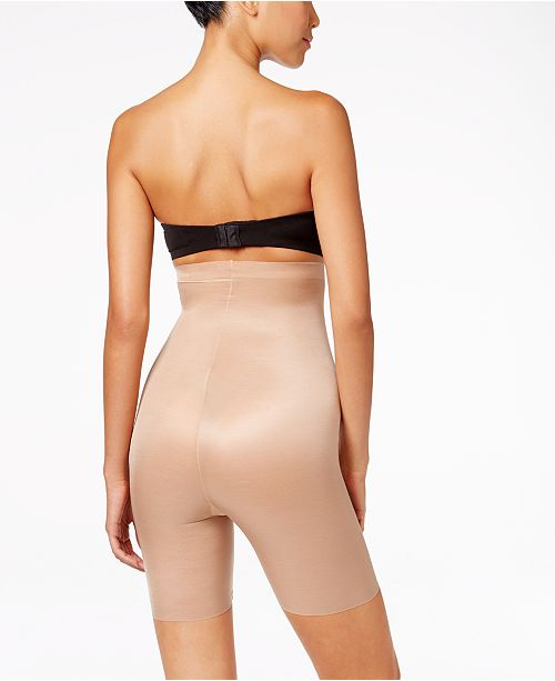 8dbfb3458c21f SPANX Women s Skinny Britches High-Waisted Mid-Thigh Short 10080R ...