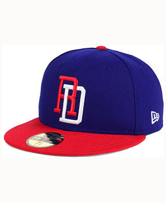 b80d44e98ec ... discount new era dominican republic 2017 world baseball classic 59fifty  cap sports fan shop by lids cheap puerto rico ...