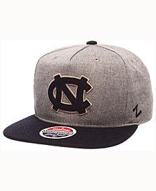 Zephyr North Carolina Tar Heels Boulevard Snapback Cap