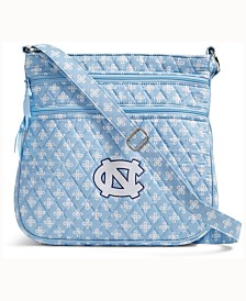 Vera Bradley North Carolina Tar Heels Triple Zip Hipster