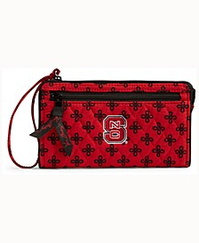 North Carolina State Wolfpack Wristlet