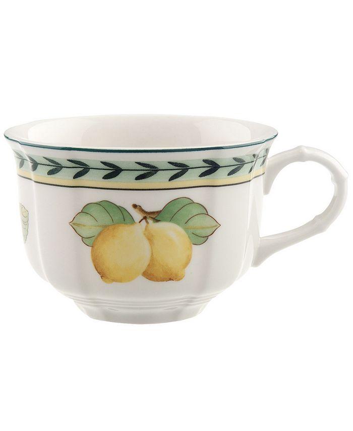 "Villeroy & Boch - ""French Garden"" Fleurence Teacup"