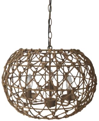 Kenroy Home Torus Pendant Light