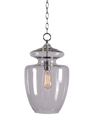 Kenroy Home Apothecary Pendant Light