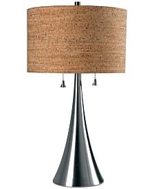 Kenroy Home Bulletin Table Lamp