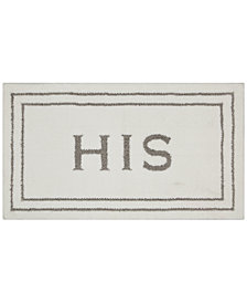 "Mohawk ""His"" 20"" x 34"" Bath Rug"