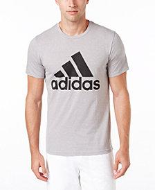 adidas Men's Badge of Sport Classic Logo T-Shirt