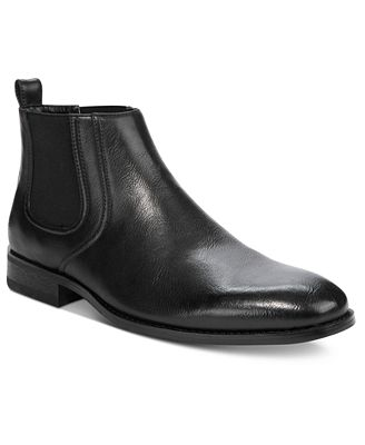 Unlisted by Kenneth Cole Men's Half-n-Half Boots - All Men's Shoes ...