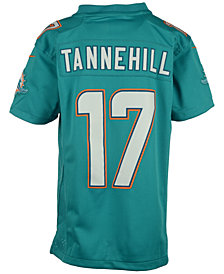 Nike Ryan Tannehill Miami Dolphins Limited Jersey, Big Boys (8-20)