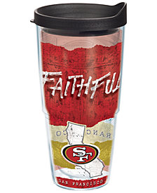 Tervis Tumbler San Francisco 49ers 24oz Statement Wrap Tumbler