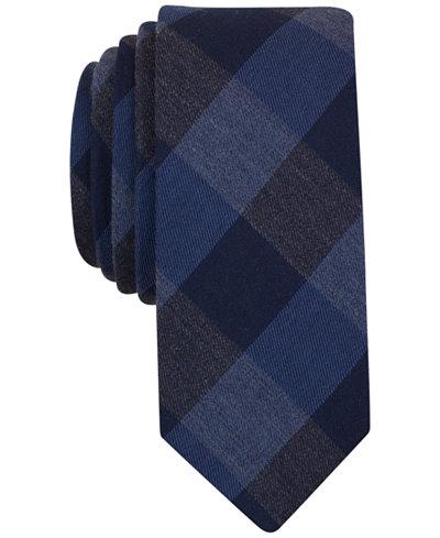 Original Penguin Men's Royale Plaid Slim Tie