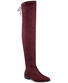 Marc Fisher Humor Over-The-Knee Boots, Created for Macy's