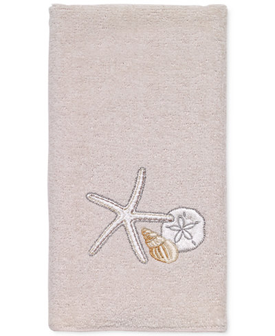 Avanti Seaglass Fingertip Towel