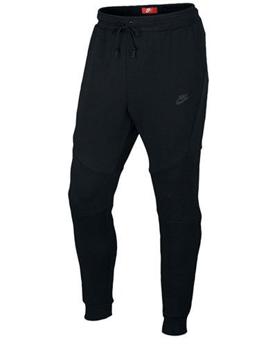 Nike Men S Tech Fleece Joggers Activewear Men Macy S