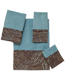 "Avanti Bath Towels, Bradford 11"" x 18"" Fingertip Towel"