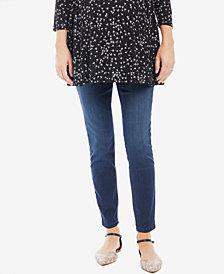Motherhood Maternity Dark Wash Skinny Jeans