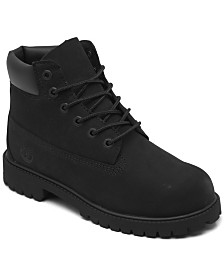 "Timberland Little Boys' 6"" Classic Boots from Finish Line"