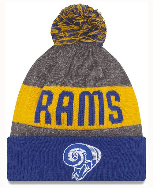 bc947c9215b ... italy new era. los angeles rams classic sport knit. be the first to  write