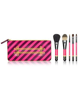 MAC Nutcracker Sweet Basic Brush Kit - Makeup - Beauty - Macyu0026#39;s
