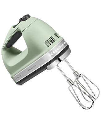Kitchenaid Khm7210 Architect 7 Speed Hand Mixer, Created For