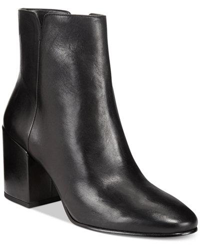 ALDO Women's Sully Block-Heel Mod Booties