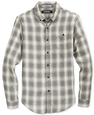 Ezekiel Men's Fairmont Plaid Shirt