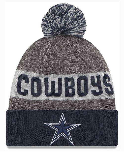 New Era Kids  Dallas Cowboys Sport Knit - Sports Fan Shop By Lids ... 23a3f805e54
