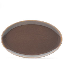 Denby Dinnerware, Truffle Oval Platter
