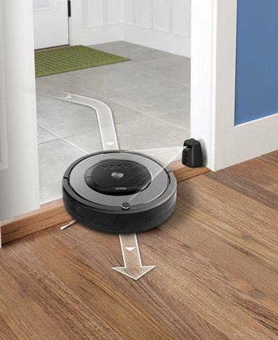 iRobot® Roomba® 877 Vacuum Cleaning Robot - Vacuums & Steam ...