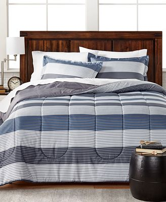 Bennet 3-Pc. Comforter Set, Created for Macy's