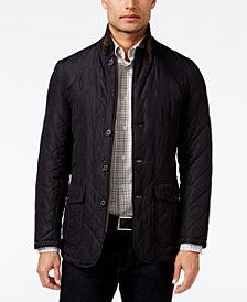 Barbour Men's Lutz Quilted Jacket