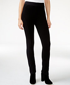 RACHEL Rachel Roy Ponte Leggings, Created for Macy's