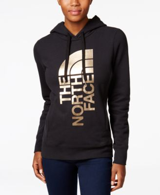 Image of The North Face Trivert Foil Logo Hoodie