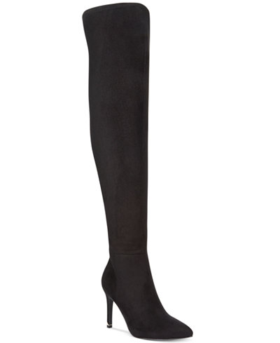 Call It Spring Rosenman Over-The-Knee Dress Boots