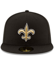 New Orleans Saints Team Basic 59FIFTY Fitted Cap