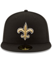 85dc53f77 New Era New Orleans Saints Team Basic 59FIFTY Fitted Cap