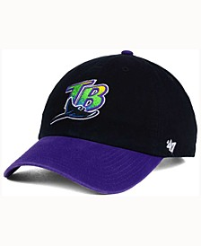 Tampa Bay Rays Cooperstown CLEAN UP Cap