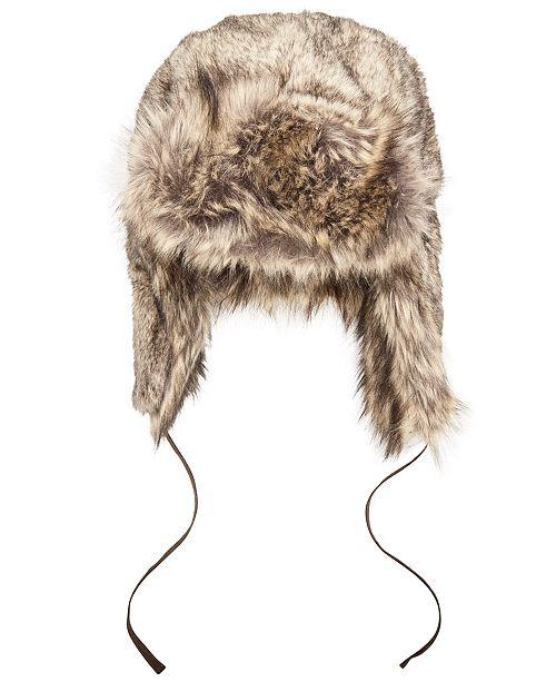 Woolrich Faux-Fur Trooper Hat