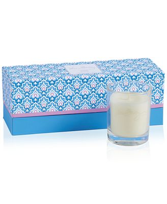 Vera Bradley 3-Pc. Cotton Flower Candle Gift Set