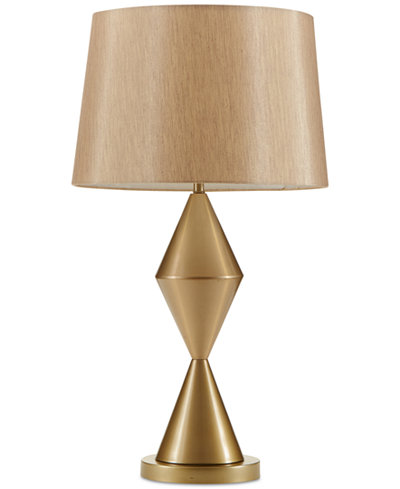 CLOSEOUT! INK+IVY Corvalis Antique Bronze Table Lamp