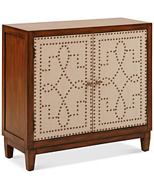 Irven Nailhead Accent Chest, Quick Ship