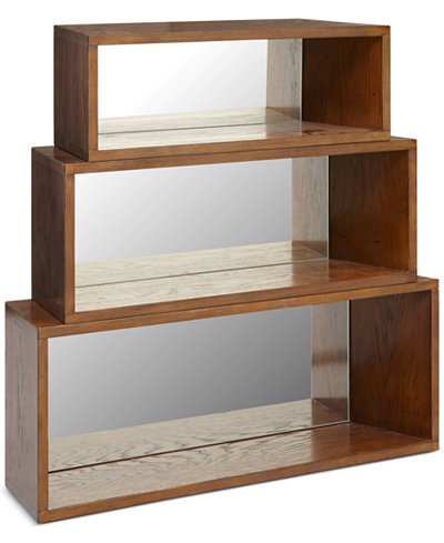 Clark Wall Shelf (Set of 3), Quick Ship