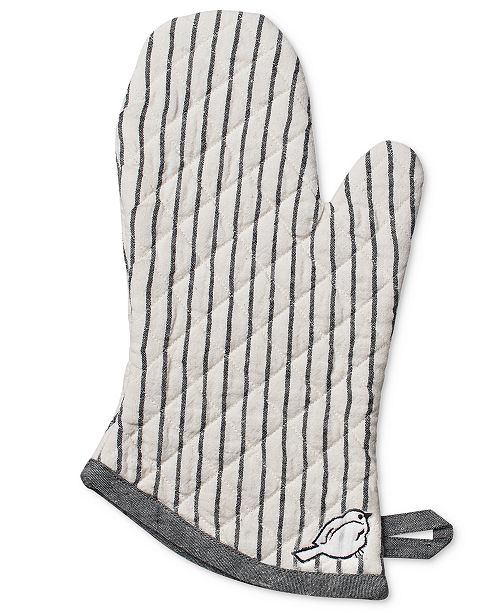 Martha Stewart Collection Heirloom Oven Mitt, Created for Macy's