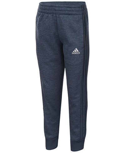 Adidas Focus Athletic Pants, Toddler Boys (2T-5T) & Little Boys (2-7)
